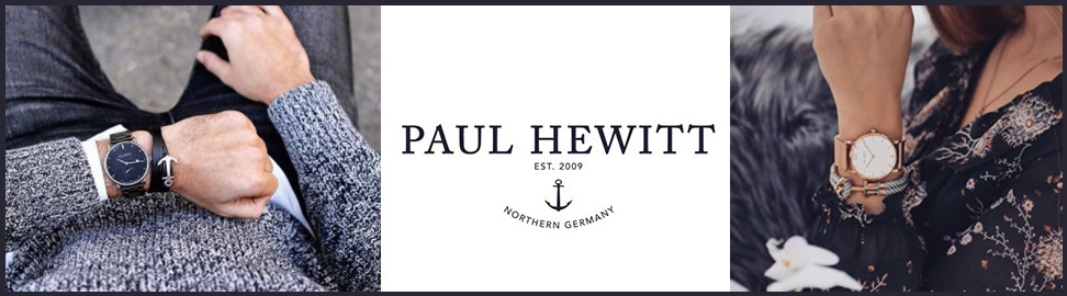 Paul Hewitt horloges