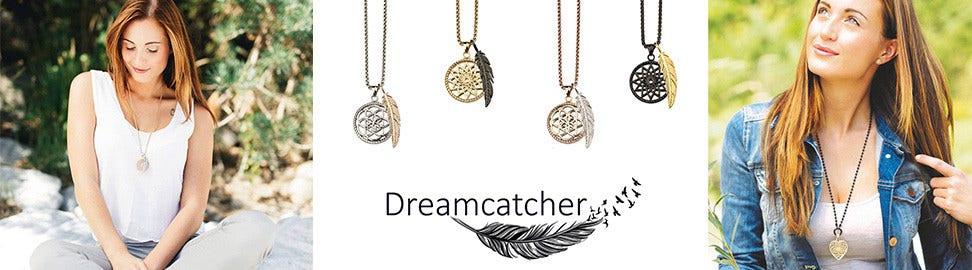 Dreamcatcher sieraden sets