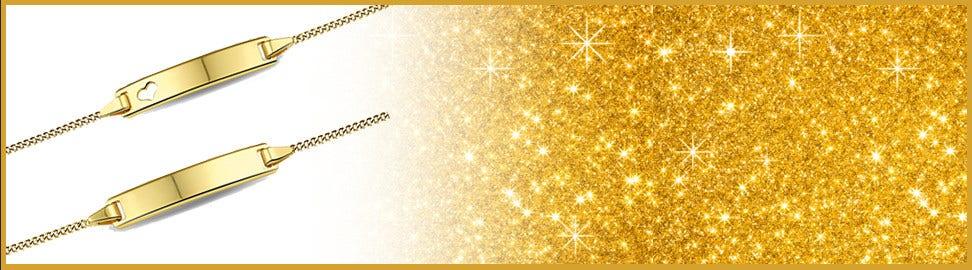 9 karaat gouden armbanden