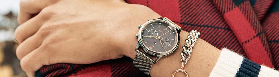 Grijze horloges