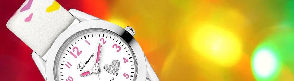 Meerkleurige horloges