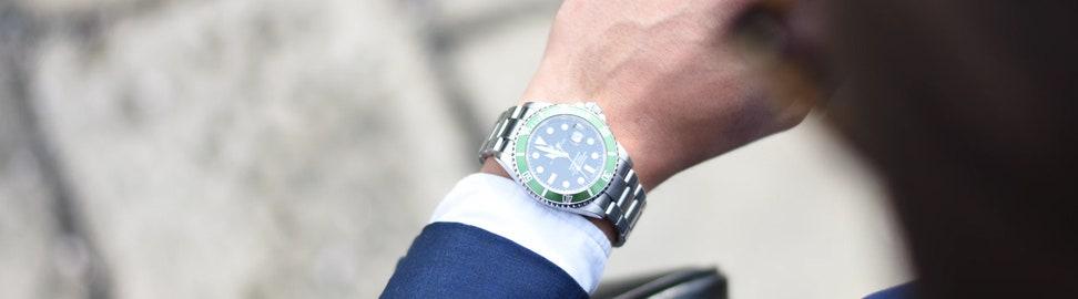 Nieuwe collectie horloges