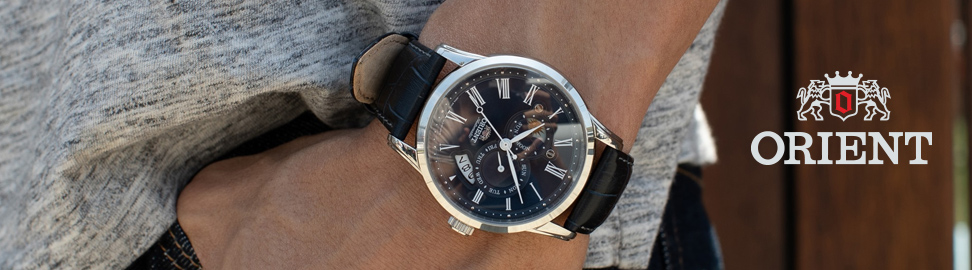 Orient horloges