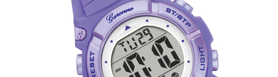 Paarse horloges