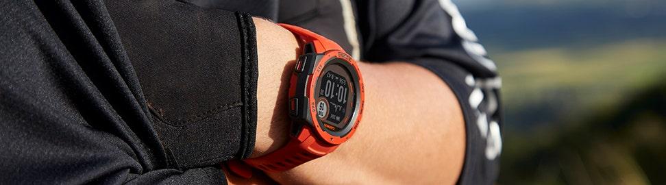 Rode horloges