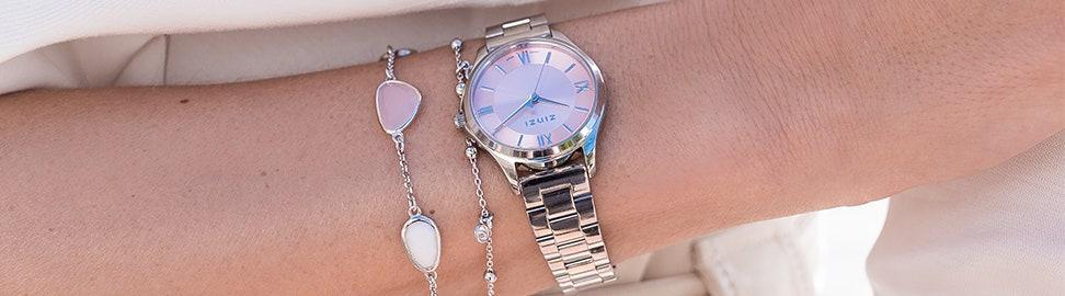 Roze horloges