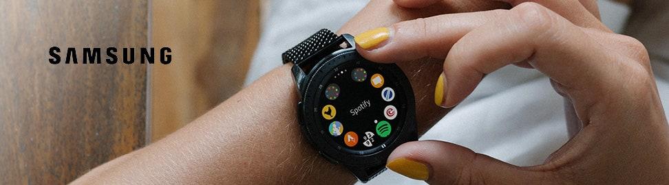 Samsung Gear edelstalen horlogebanden