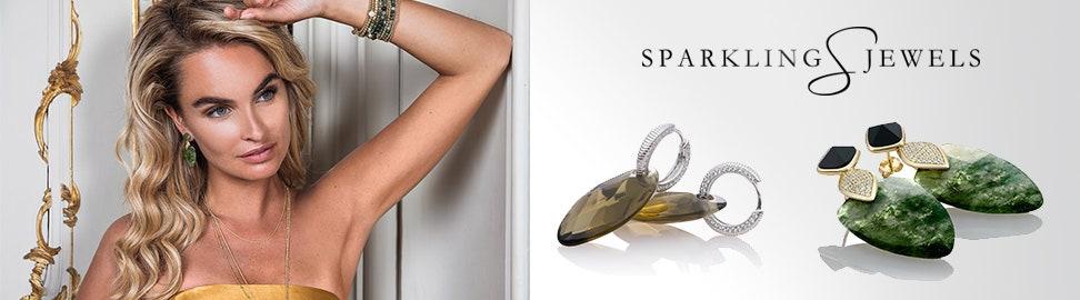 Sparkling Jewels oorbellen