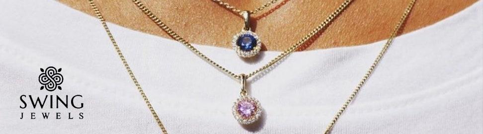 Swing Jewels kettingen