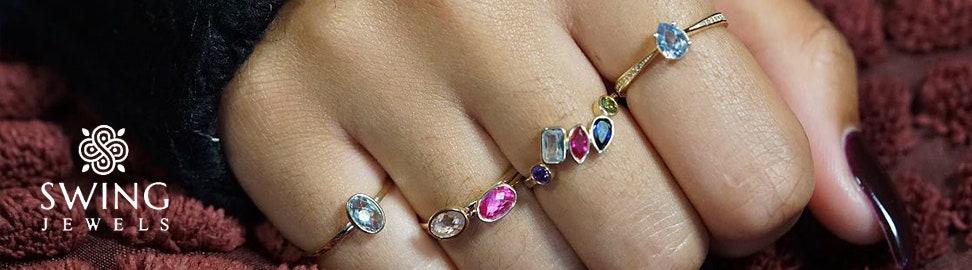 Swing Jewels ringen