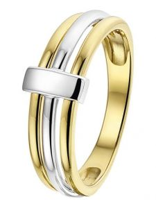 TC-41854 Bi-color ring 7 mm