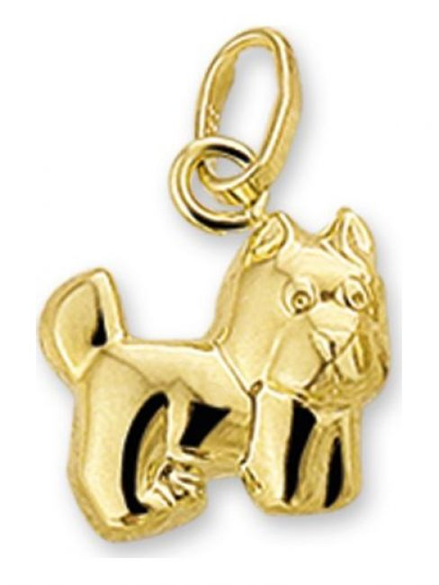 Treasure Collection TC-31392 Gouden hond