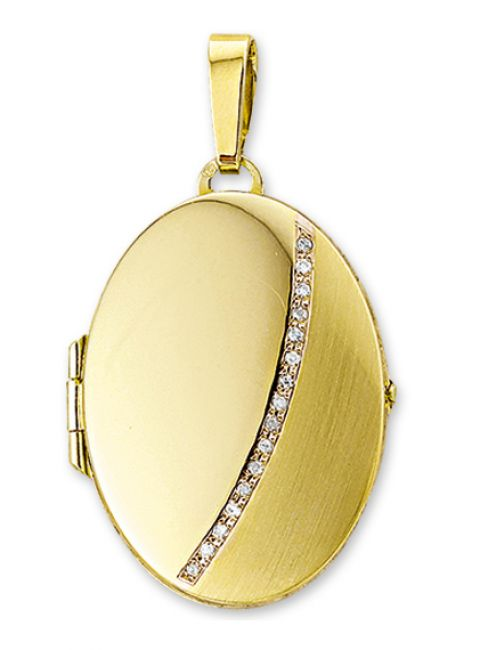 Treasure Collection TC-23273 Gouden medaillon