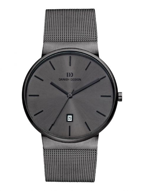Danish Design IQ64Q971 Tåge herenhorloge 40 mm
