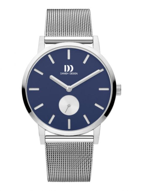 Danish Design IQ68Q1219 Steel herenhorloge