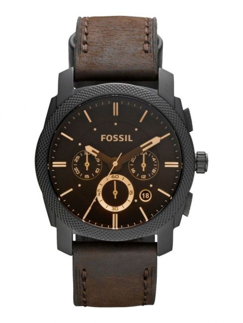 Fossil FS4656 Machine - Better Men's Dress herenchronograaf
