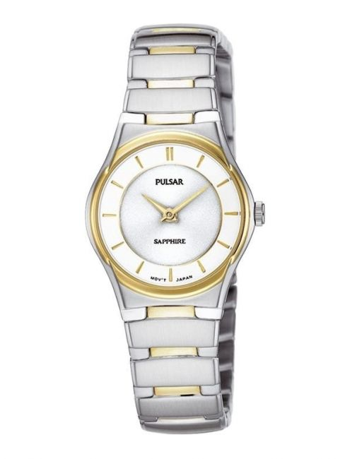 Pulsar PTA246X1 Dameshorloge bi-color