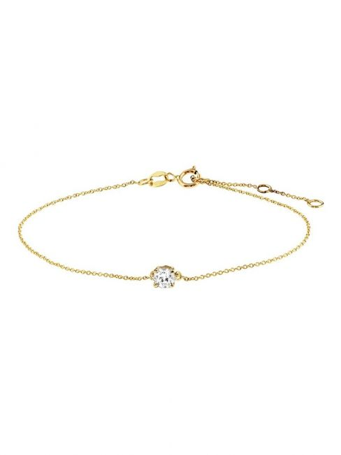 Treasure Collection TC-42964 Gouden armband zirkonia