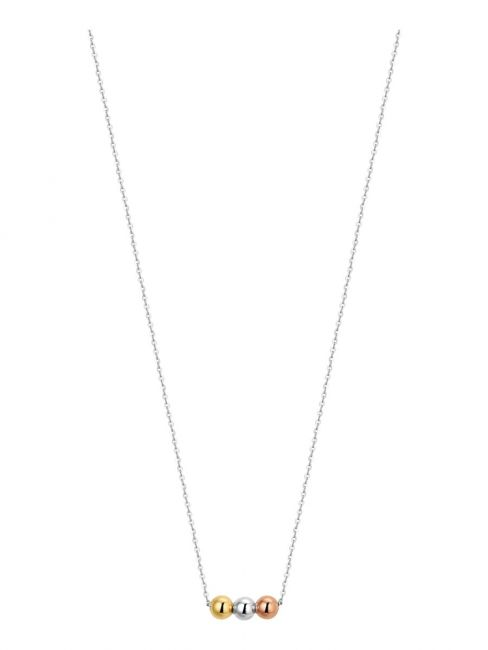 Treasure Collection TC-43819 Gouden ketting bolletjes