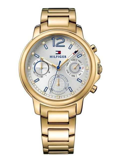 Tommy Hilfiger TH1781742 Claudia dames-chronograaf