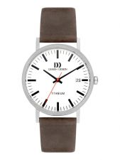 Danish Design IQ14Q1273 Rhine herenhorloge 39 mm