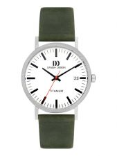 Danish Design IQ28Q1273 Rhine horloge 39 mm