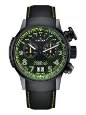 Edox 38001 TINGN V3 Chronorally heren chronograaf