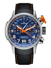 Edox 38001 TINO BUO3 Chronorally heren chronograaf