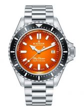 Edox 80120 3NM ODN Skydiver Neptunian Automatic 44 mm