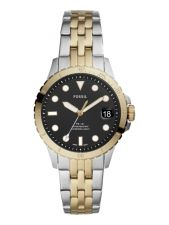Fossil ES4745 FB-01 bicolor dameshorloge 36 mm