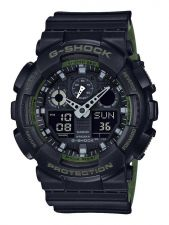 Casio G-Shock GA-100L-1AER Classic herenhorloge 51 mm
