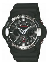 Casio G-Shock GA-200-1AER Classic herenhorloge 52 mm