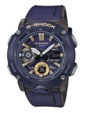 Casio G-Shock GA-2000-2AER Classic herenchronograaf 50 mm