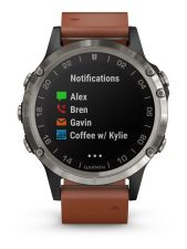 Garmin 010-01988-31 D2 Delta smartwatch 47 mm
