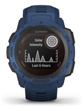 Garmin 010-02293-01 Instinct Solar smartwatch 45 mm