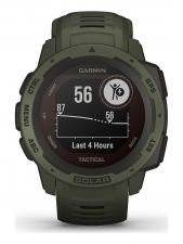Garmin 010-02293-04 Instinct Solar Tactical smartwatch 45 mm
