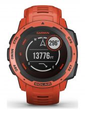 Garmin 010-02293-20 Instinct Solar smartwatch 45 mm