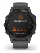 Garmin 010 02410 11 Fenix 6 pro solar multisport smartwatch 47 mm