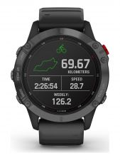 Garmin 010 02410 15 Fenix 6 pro solar multisport smartwatch 47 mm
