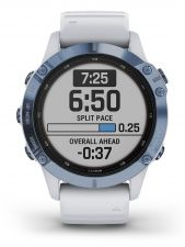 Garmin 010 02410 19 Fenix 6 pro solar multisport smartwatch 47 mm