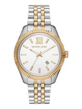 Michael Kors MK8752 Lexington bicolor herenhorloge 42 mm
