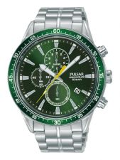 Pulsar PM3207X1 heren chronograaf horloge 45 mm