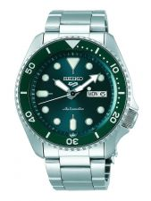 Seiko 5 Sports SRPD61K1 Automatic herenhorloge 43 mm