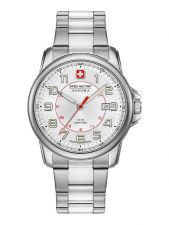 Swiss Military Hanowa 06-5330.04.001 Swiss Grenadier herenhorloge 43 mm