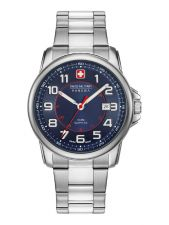 Swiss Military Hanowa 06-5330.04.003 Swiss Grenadier herenhorloge 43 mm