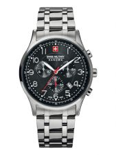 Swiss Military Hanowa 06-5187.04.007 Patriot chronograaf herenhorloge 43 mm