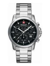 Swiss Military Hanowa 06-5232.04.007 Swiss Recruit Chrono Prime herenhorloge 39 mm