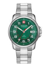 Swiss Military Hanowa 06-5330.04.006 Swiss Grenadier herenhorloge 43 mm