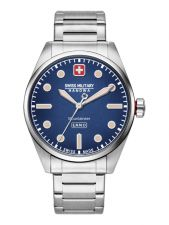 Swiss Military Hanowa 06-5345.7.04.003 Mountaineer herenhorloge 42 mm