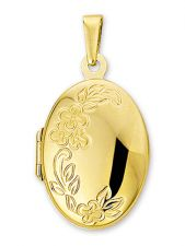 Treasure Collection TC-23270 Gouden medaillon